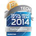 Digital Media of the Year - Top Tech Category 2014 by Marketing Magazine