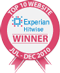 Top 10 Website Experian Hitwise Winner July to December 2010