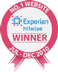 No. 1 Website Experian Hitwise Winner July to December 2010