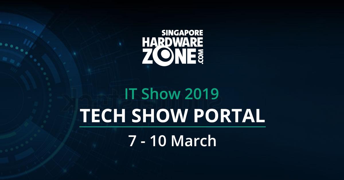 IT Show 2019 | 7 – 10 March | Suntec Singapore (Levels 3, 4 & 6