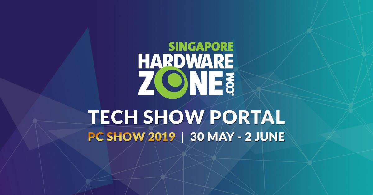 HWZ Tech Show Portal - PC Show 2019 | 30 May – 2 June