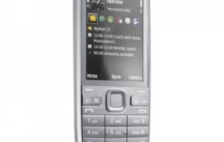 First Looks: The Nokia E52 - Expect the Unexpected