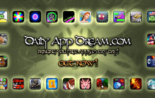 """Daily App Dream"" Offers Free Games And Apps On iOS Platforms"