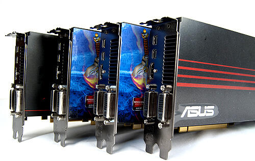 AMD Radeon HD 6970 & HD 6950 CrossFireX Performance Analysis