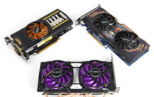 GeForce GTX 460 Roundup Part 3 - Trio of Extremities