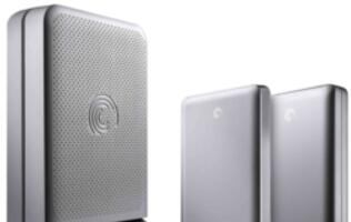 Seagate Introduces GoFlex for Mac External Drives