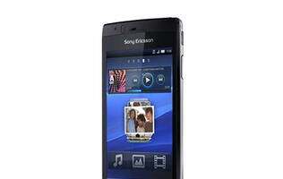 Sony Ericsson Launches Xperia arc