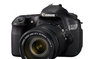 Canon EOS 60D - A New Kind of Rebel