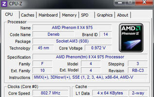 AMD's January Update - Phenom II X4 975 'Black Edition' & Phenom II X4 840