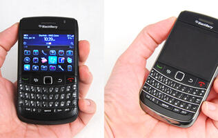 BlackBerry Bold 9780 - An Incremental Update