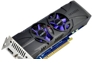 Sparkle Announced GeForce GTS 450 Low Profile Graphics Card