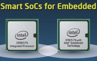 Intel Extends x86 Architecture into SoC Arena