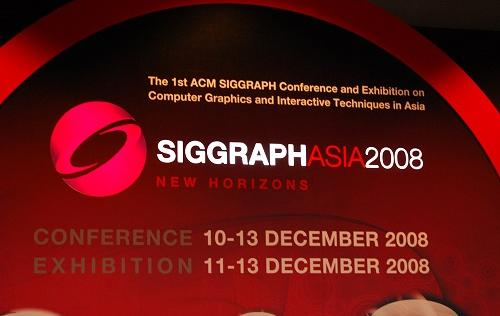 Technology Highlights from SIGGRAPH Asia 2008