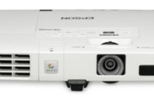 Epson Launches Projectors Including World's Slimmest Epson EB-1700 Series