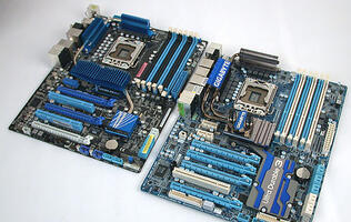 Return of the X58 - The Best from ASUS and Gigabyte