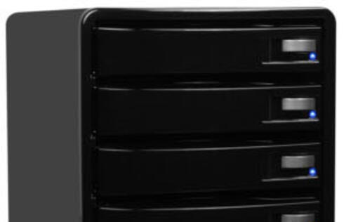 RAIDON Launches USB3.0 Disk Array Storage Devices
