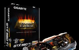 Gigabyte Launches New GeForce GTX 560 Ti Graphics Cards