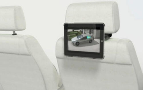 Vogel's Releases the RingO Universal iPad Mounting System