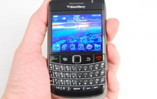 BlackBerry Bold 9700 - Twice as Bold