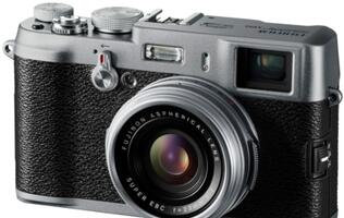 Fujifilm Debuts Newly Developed Hybrid Viewfinder Digital Camera FinePix X100