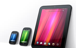 HP Reveals Its First Three WebOS Devices