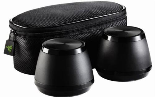 Razer Ferox Mobile Gaming and Music Speakers - Round Mound of Sound
