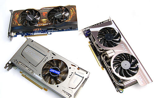 NVIDIA GeForce GTX 560 Ti Roundup - Three to the Fore