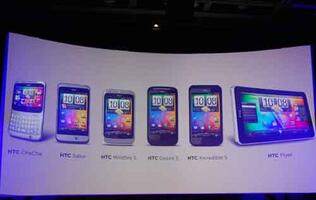 MWC 2011 - Making Sense of HTC's New Android Tablet and Smartphones