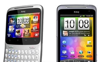 HTC Unveils Two Social Phones With One-Touch Facebook Access