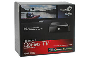Seagate FreeAgent GoFlex TV