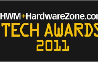 Tech Companies Honored at HWM+HardwareZone.com Tech Awards 2011