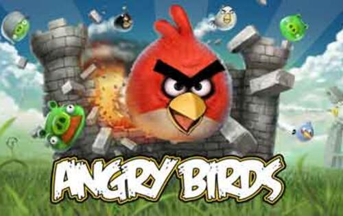 Angry Birds Coming to Windows Phone 7