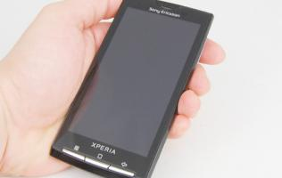 Preview - Sony Ericsson XPERIA X10