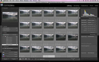 Using the MacBook Air as a Traveling Photographer's Backup