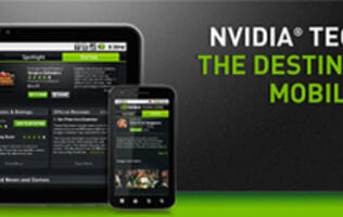 NVIDA Tegra Zone Now Available on Android Market