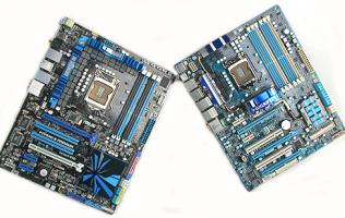 The Next Gen. P55 Motherboards (SATA 6Gbit/s and USB 3.0)