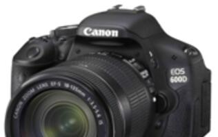 Canon Launches Products for First Half of 2011