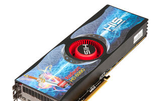 HIS Unveils the HD 6990 Fan 4GB GDDR5