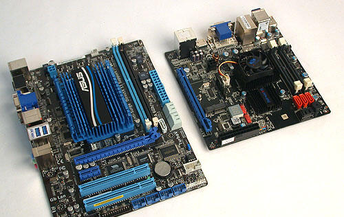 More AMD Brazos Motherboards - ASUS and Sapphire Tested!
