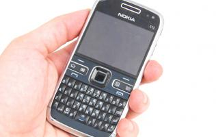 Nokia E72 - Enjoying the Upgrade