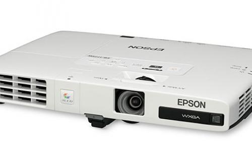 Epson EB-1775W Business Projector - Light and Lighter
