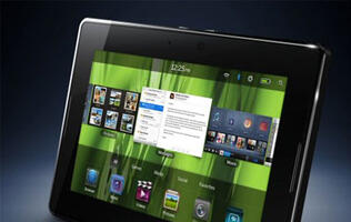 BlackBerry Book Supports Android Apps