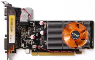 Zotac Presents the GeForce GT 520 Graphics Card