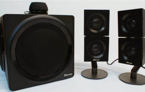 Creative ZiiSound T6 Speakers - Slam on the Wireless