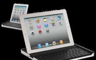 Logitech Makes New All-in-One Keyboard Case for iPad 2