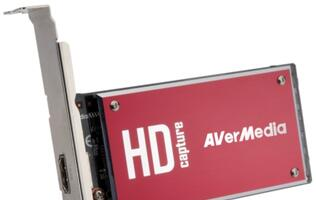 AVerMedia Announced the Ultimate 1080p Full HD Capture Card