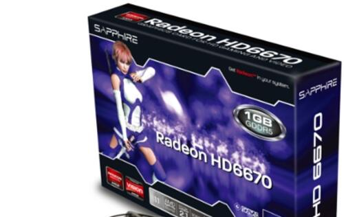 Sapphire Introduces HD 6000 Series Graphics Cards