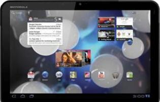 Motorola XOOM Wi-Fi to Debut in Singapore on April 22