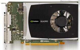 Leadtek Announces Quadro 2000D