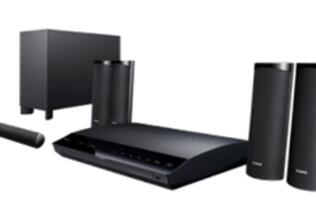 Sony Launches Blu-Ray Home Theater and Player